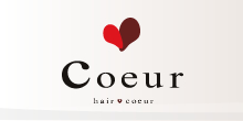 美容室 ヘアー・クゥール ロゴ